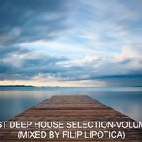 FINEST DEEP HOUSE SELECTION-VOLUME 3 2014 (MIXED BY FILIP LIPOTICA)