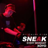SNEAK Resident Mix / Finchley Fred / Mix 1