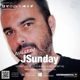 JSUNDAY EXCENCIAS DE TEKNOPOLIS PT.1 @ Experimental Tv Radio (12-07-2019)