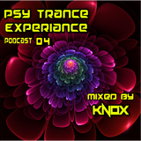 PSY TRANCE EXPERIENCE PODCAST 04 BY KNOX