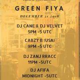 #GreenFiya2018 | DJ Zanj Rracc | Jamaica