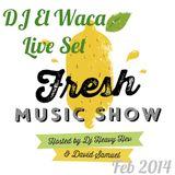 Live Set Fresh Music Show - Jump Up