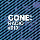 GONE: Radio #010 (09-07-16) Sonar essentials