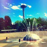 May 19 - June 6, 2016 Seattle Center International Fountain Mix