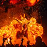 Dreaming Of Burning Man
