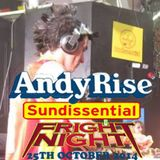 Andy Rise Live @ Sundissential Fright Night 25.10.14