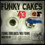Funky Cakes #43 by DJ F@SOUL