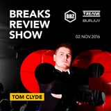 Yreane & Burjuy - BREAKS REVIEW SHOW #93 on BBZ Radio feat. Tom Clyde (02 November 2016)