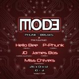MODE @ The Fountain Jan13th   STUDIO MIX