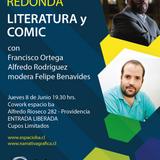 Mesa Redonda: Literatura y Comic