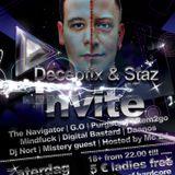 Promomix `Deceptix and Staz invites` by Deceptix and Staz