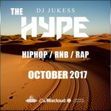 @DJ_Jukess - #TheHype Rap, Hip-Hop and R&B October Edition Mix