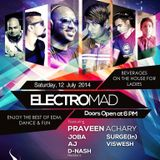 ELECTROMAD Session @ candy