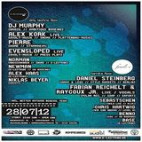 Dj Murphy @ e-lectribe Pres. famili-e come together! - Messegelände Kassel - 28.07.2012