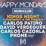 Fon - Kings Night at Happy Mondays_Miniclub (6.1.13)