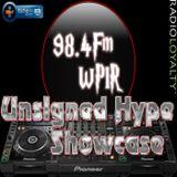 The Unsigned Hype Showcase S2E1 on WPIR 98.4Fm