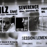 severence - session elements madrid - 10/2009