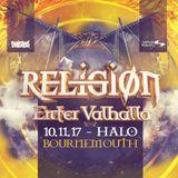 Audiofreq @ Religion II 2017