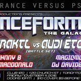 Tranceformers - Galactic War - Opening Set