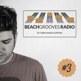 Alessio @ BeachGrooves Radio - 3