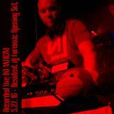 Live @ ANTH3M - Dj Forensic 5.27.16