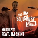The Soulsbury Show March 2011 Feat Dj Skint