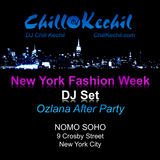 Chill Kechil live @ New York Fashion Week.  Ozlana after party @ Nomo Soho, New York City