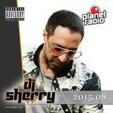 Dj Sherry Show 2015.08