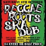 Reggae, Ska and Dub @ The Jailhouse Promo Mix - Sat 6th October 2012