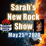 The New Rock Show with Sarah Harvey on Hastings Rock - 25/05/2020