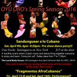 Caribe Latino featuring Liethis Hechavarria and the music of Cuba plus mucho mas  3-21-16