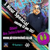 Weavy 3hr special on piraterevival.co.uk 10.05.2017