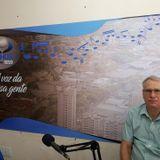 Entrevista com José Roberto, vice presidente do Clube de Carros Antigos, sobre os 34 anos do clube