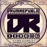 Drumrepublic Podcast - D&B Diffusion #06 (2017), [Neurofunk]