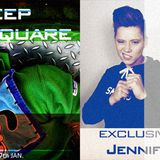 Multistyle Show Free Ends - Episode 047 (Deep Square + exclusive interview w. Jennifer Cardini)