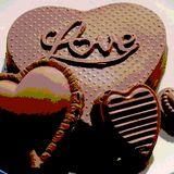 Valentine Chocolate Love