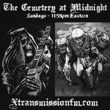 The Cemetery at Midnight - Nov. 26th 2018