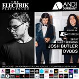 Electrik Playground 29/7/17 inc Josh Butler & DVBBS Guest Sessions