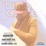 SIRIUS XM Dancehall Saturday Night - August 11, 2018 (Dancehall, Soca & Afrobeats)