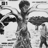 High Jazz - 17th April 2018