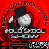 #OldSkool Show #155 with DJ Fat Controller 13th June 2017
