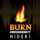 BURN RESIDENCY 2017 - H I D E K I