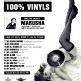 100% Vinyl on RIND RADIO by Mic E. Fly