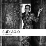 subradio 17 jan 2013
