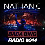 Nathan C - Bada Bing Radio Show #044