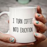 Teachers' Coffee εκπομπή 4, #11/4/17 με την Παναγιώτα Παναγιωτάκη