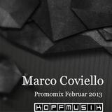 Marco Coviello Promomix Februar 2013