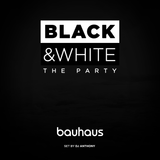 Black & White THE PARTY in Bauhaus (by dj anthony)
