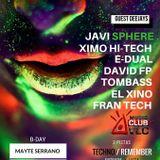 Ximo Hi-Tech Mini Club Vlc 22-7-17