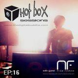 Hot Box Sessions EP16 - Nick Farah (CA)